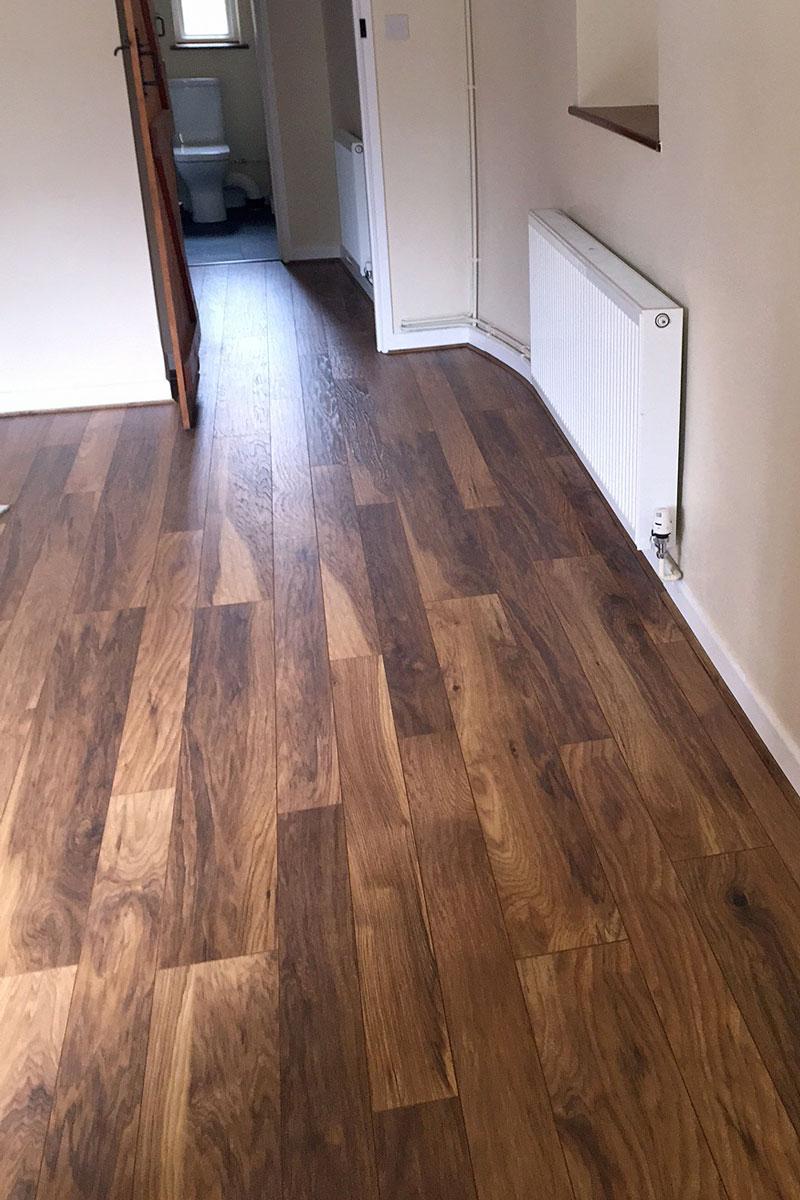 Wooden Floor Fitting Banbury