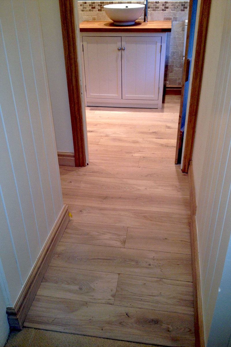 Wooden Floor Fitting Banbury