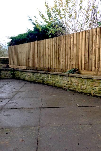Banbury fencing